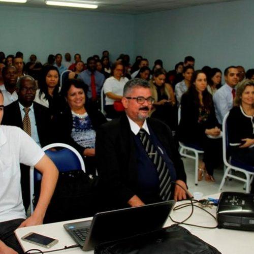 Lauro de Freitas: Servidores passam por capacitação para Mutirão de Conciliação Judicial