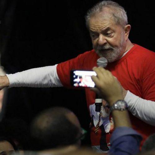 Moro nega a Lula a suspensão de interrogatórios