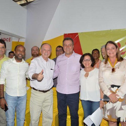 PSB defende reeleição de Lídice para o Senado