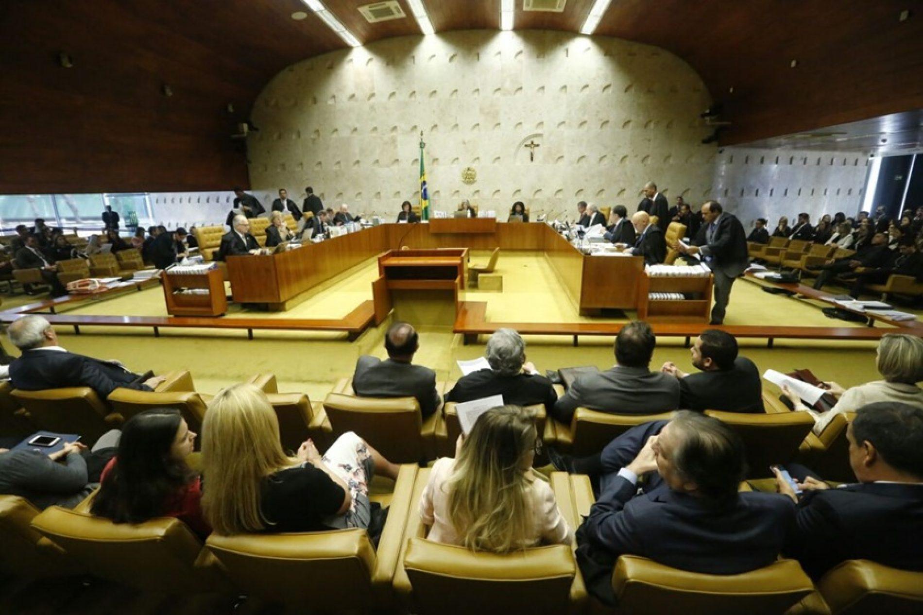 STF deve decidir hoje se Congresso pode rever medidas contra parlamentares