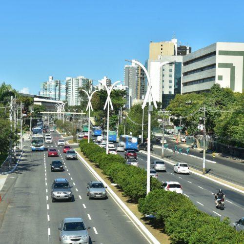 Salvador: Prefeitura entrega requalificação e mudanças viárias na ACM nesta segunda