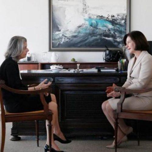 Raquel Dodge convida presidente do STF para posse na PGR