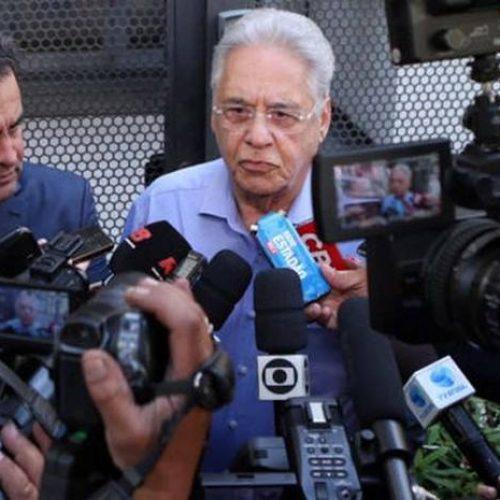 Sem citar Aécio, FHC diz que STF é guardião da Constituição e tem 'decisão final'