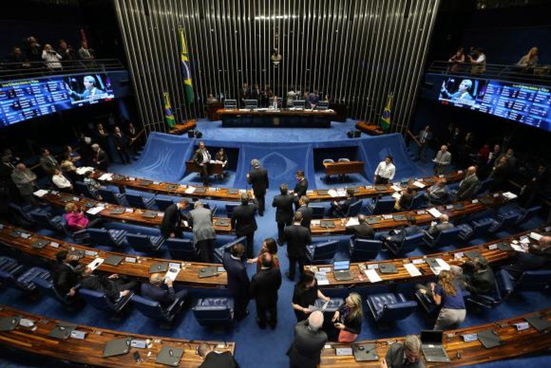 Senado adia votação de projeto que altera financiamento de campanhas