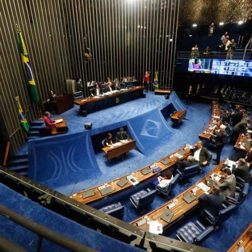 Senado aprova em dois turnos criação do fundo de campanha eleitoral