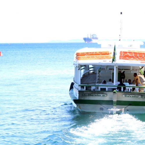 Codecon inicia fiscalização das lanchas que fazem a travessia Salvador-Mar Grande