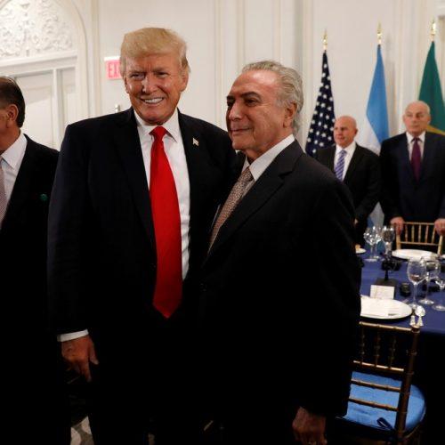 Temer abre em Nova York a Assembleia Geral da ONU