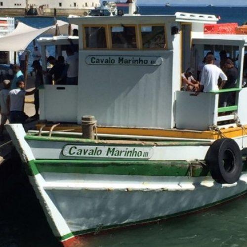Vereadores de Salvador fazem blitz nas embarcações Salvador/Mar Grande; assista