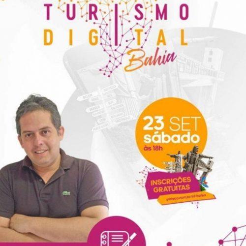 """Bahia recebe II edição do """" Fórum Turismo Digital"""""""