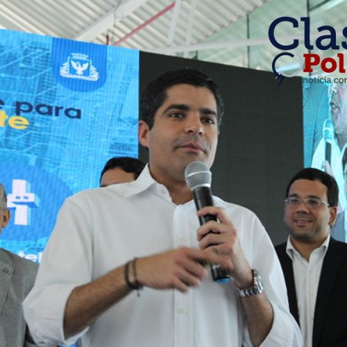 ACM Neto lança hoje Salvador 360 Cidade Sustentável