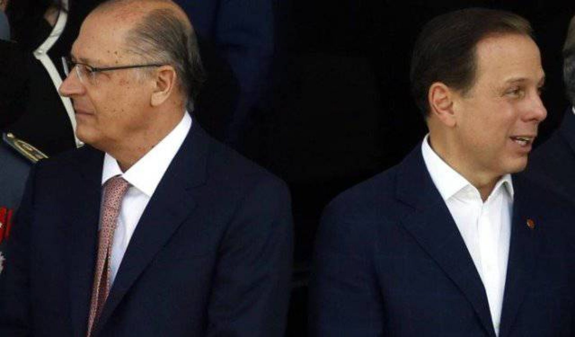 Alckmin alfineta Doria: 'para ser piloto, precisa de alguém pra te ensinar'