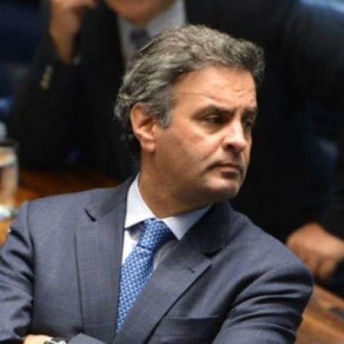 Alvo da Lava-Jato, Aécio já pensa em uma vaga na Câmara 2018