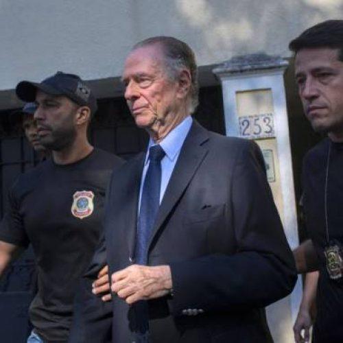 Após prisão, Comitê Olímpico Internacional suspende 'Nuzman' das funções