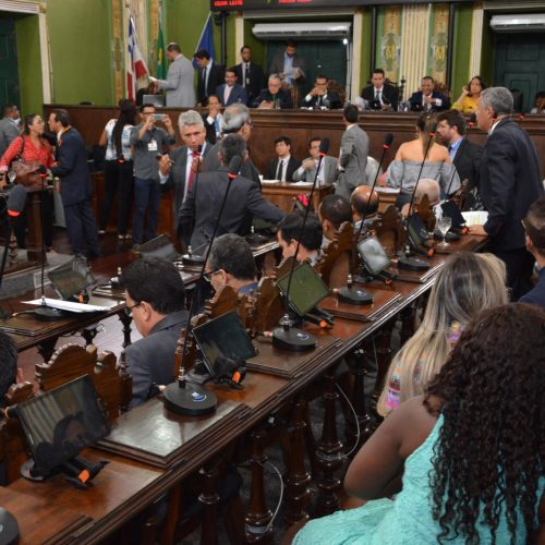 Câmara de Salvador: Aprovada criação de cargos para o Salvador Social