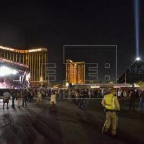 Ataque em Las Vegas deixa pelo menos 20 mortos e mais de 100 feridos