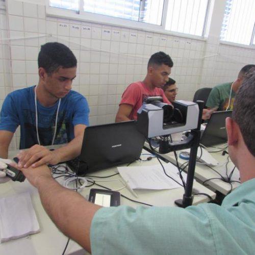 Bahia atinge 70% da meta estabelecida pelo TSE para 2017