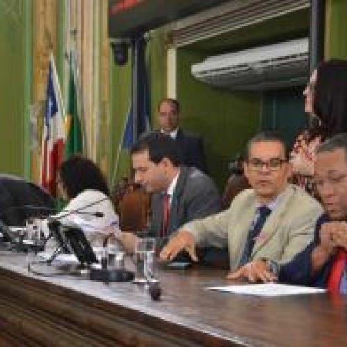 Câmara de Salvador aprova 87 projetos nesta terça-feira