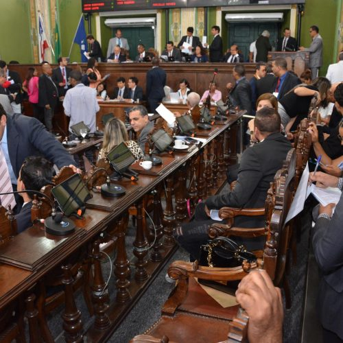 Câmara de Salvador aprova projetos de vereadores
