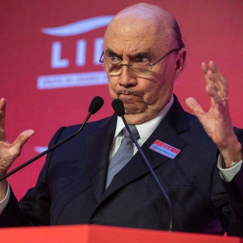 Candidatura a vice-presidente é até interessante, diz Meirelles