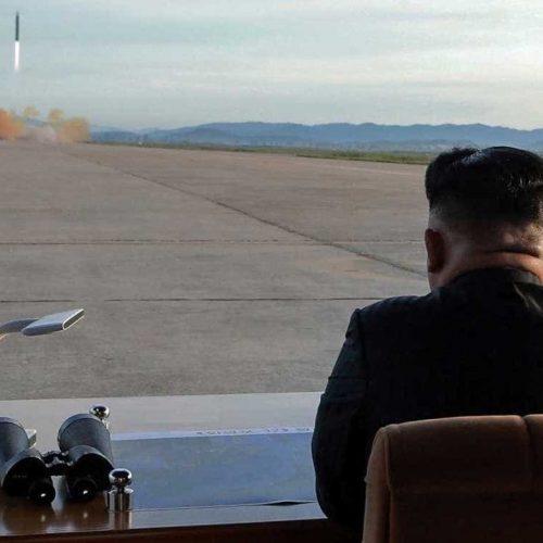 Coreia do Norte diz que ameaça de teste atômico no Oceano Pacífico é real