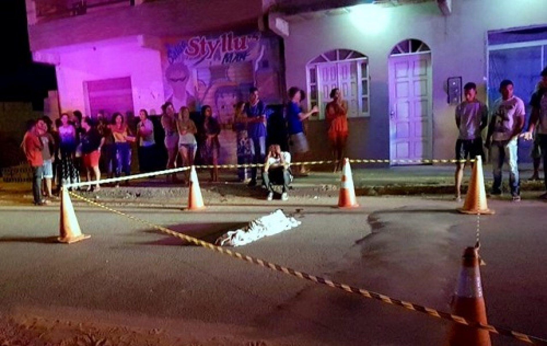 Criança de nove anos morre atropelada por carro em Porto Seguro