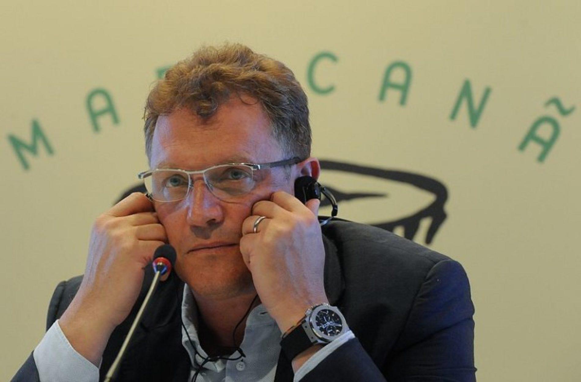 Executivo que bancou Neymar é acusado de pagar propina a Jérome Valcke