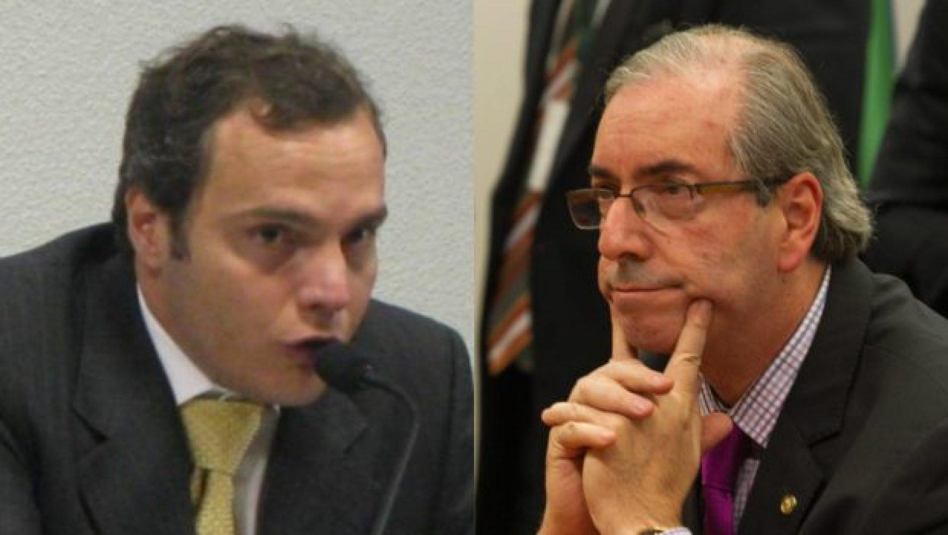 Funaro e Cunha ficam frente a frente em audiência em Brasília