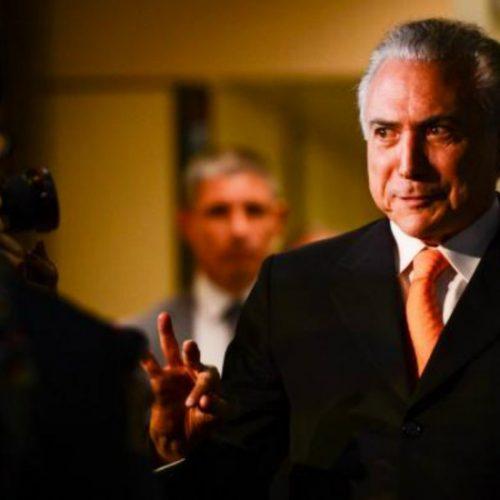 Líderes petistas repudiam vetos de Temer ao texto da reforma política