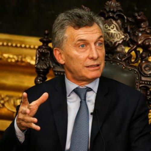 Argentina: Macri ganha eleição legislativa