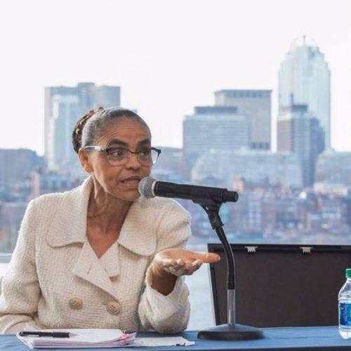 Marina Silva critica decisão do STF sobre afastamento parlamentar