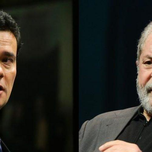 Moro diz serem 'lamentáveis' questionamentos de Lula sobre sua imparcialidade