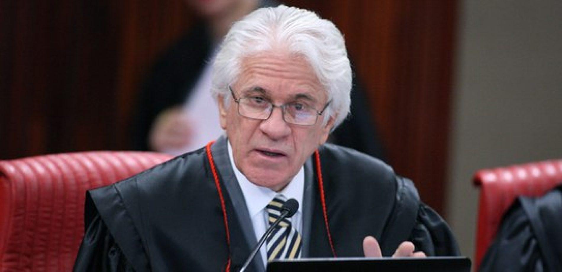 Napoleão Nunes Maia é o novo corregedor-geral da Justiça Eleitoral