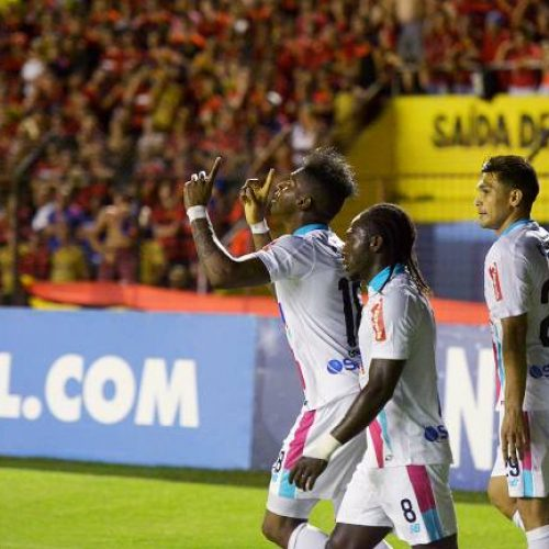 Sul-americana: Sport perde em casa e decide na Colômbia