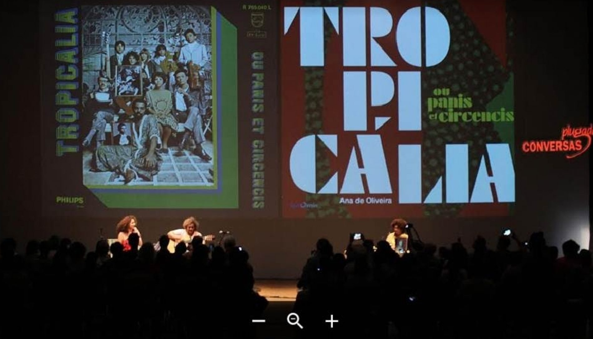 TCA e movimento tropicalista celebram 50 anos com programação especial