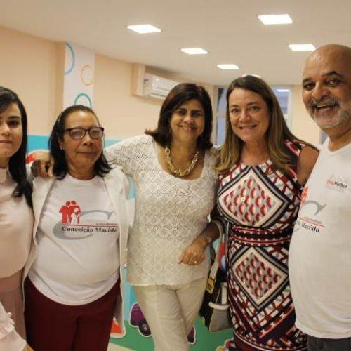 Deputada destaca ação das Voluntárias Sociais em ajudar a Instituição Beneficente Conceição Macedo; assista
