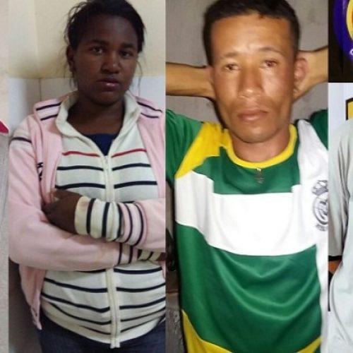 Maracás: Após morte de adolescente, PM realiza operação e prende quatro com arma e drogas