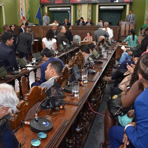 Câmara de Salvador: Aprovado projeto que beneficia entidades sociais