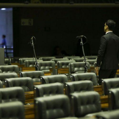 Sem quórum, Câmara não conclui votação de MP do parcelamento rural