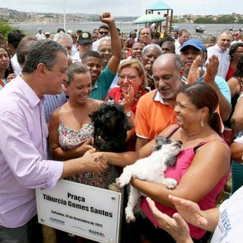 Rui entrega obras de urbanização da pista de borda em São João do Cabrito