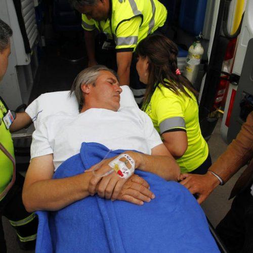 Candidato a senador é atacado a facadas no Chile