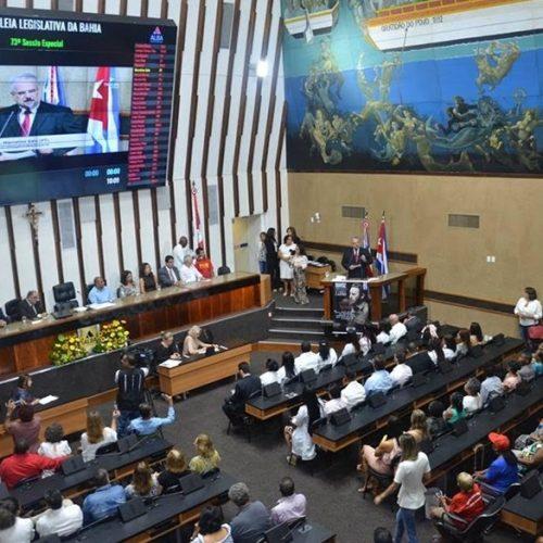 ALBA: Homenagem a Fidel critica recrudescimento de embargo econômico a Cuba
