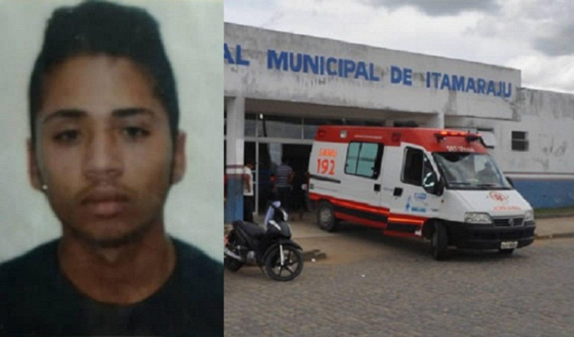 Jovem é assassinado a tiros em Prado