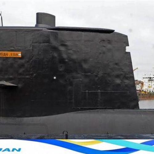 Marinha argentina confirma explosão em submarino desaparecido