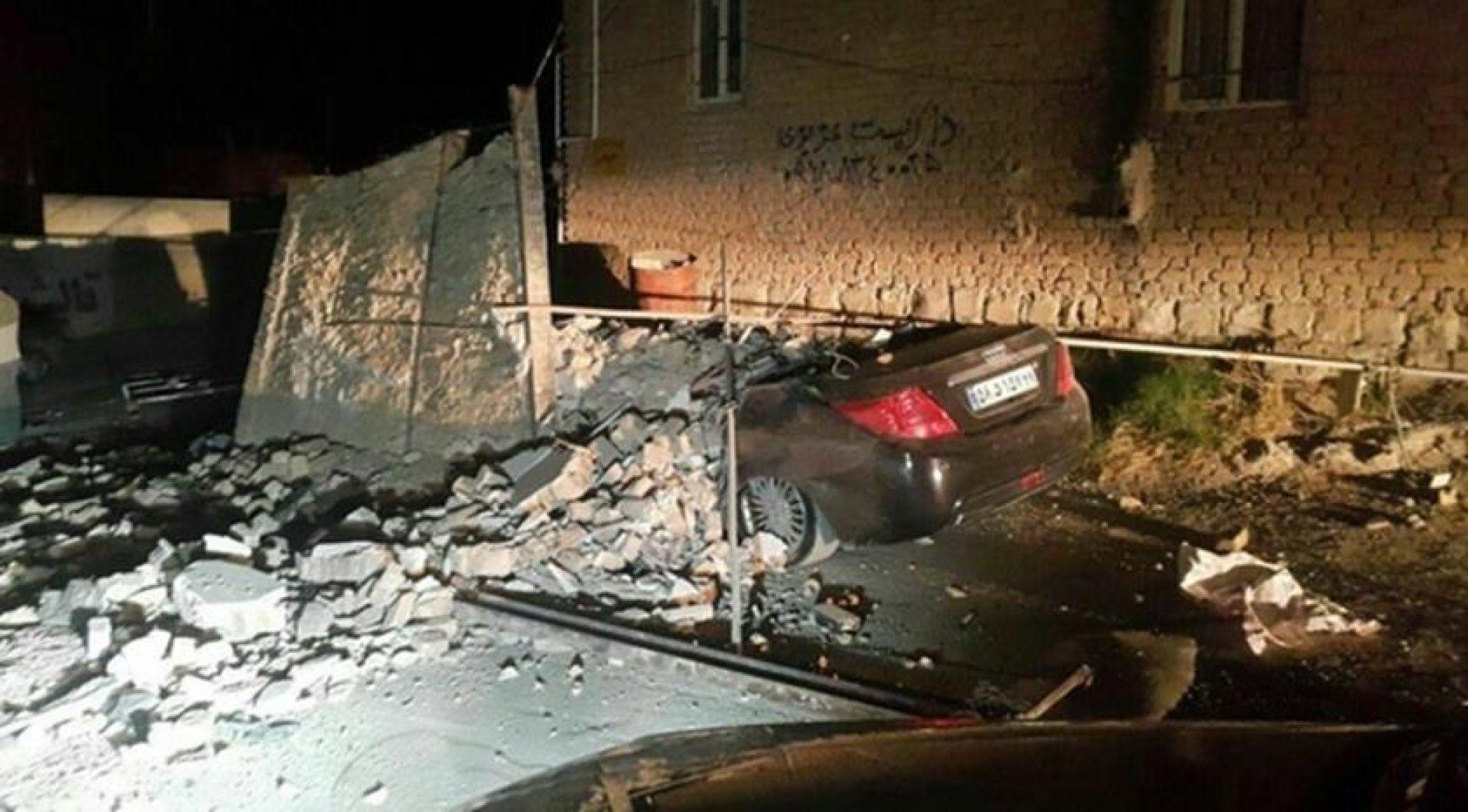 Número de mortos em terremoto entre Irã e Iraque passa de 320