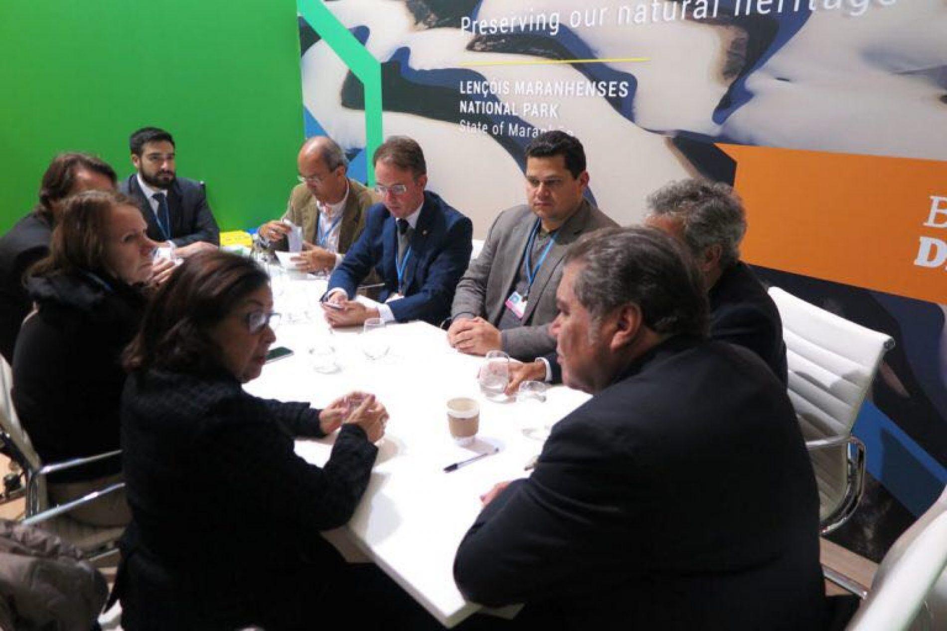 Na COP 223, Lídice anuncia que ministro garante R$ 800 milhões para revitalização do rio São Francisco