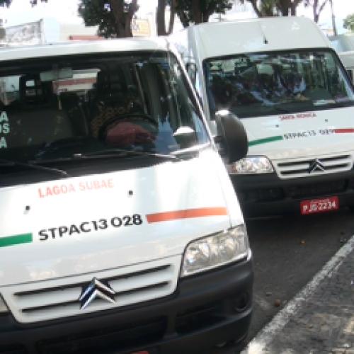 Prefeitura suspende licitação para transporte alternativo em Feira