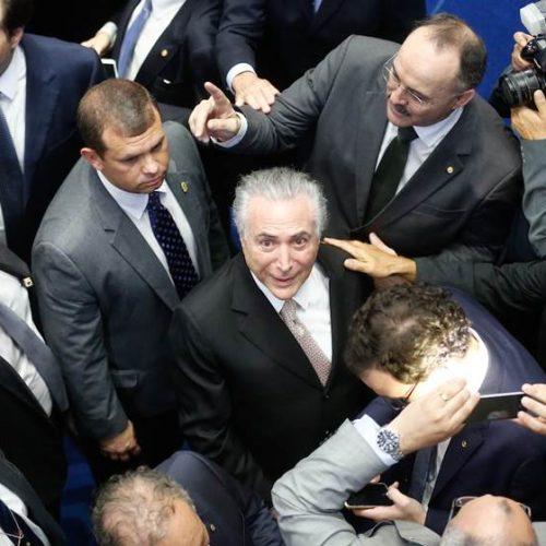 """STF julga dia 13 desmembramento do """"quadrilhão"""" do PMDB"""