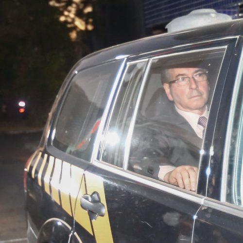 STF nega recurso de Cunha e ex-deputado continuará preso