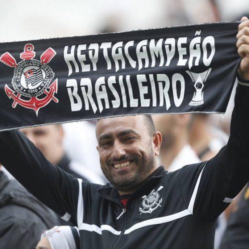 Se vencer nesta quarta, Corinthians fatura o hepta brasileiro