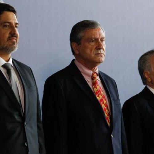 Segóvia assume direção da PF e propõe melhorar relação com o Ministério Público
